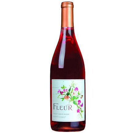 Fleur De California Pinot Noir Rose 750ml Gaba