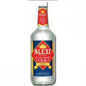 Alexi Vodka Adel