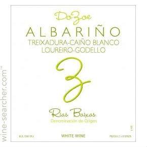 Do Zoe Albarino Blend Label Adel