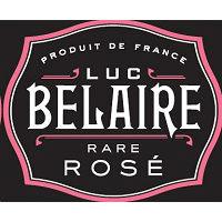 Luc Belaire Rare Rose Label Adel