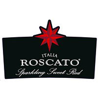 Roscato Sparkling Sweet Red Label Adel