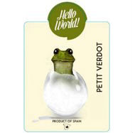 Hello World Petit Verdot Label