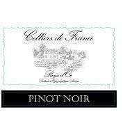 Celliers de France Pinot Noir Label