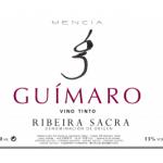 Guimaro Ribeira Sacra Tinto Mencia Label